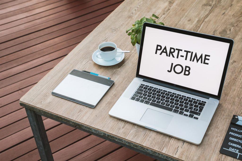 job part-time student