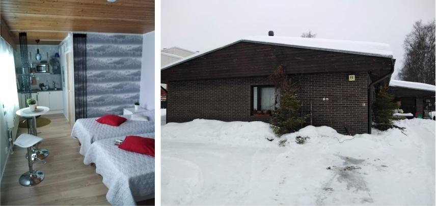 cazare Rovaniemi Laponia