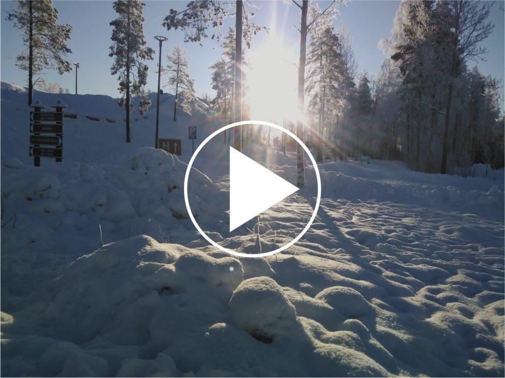 Video Vacanță în Oraselul lui Mos Craciun, Laponia