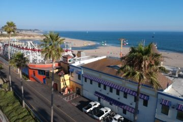 orasul Santa Cruz California