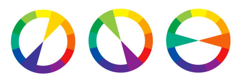 culori complementare pentru o prezentare bună
