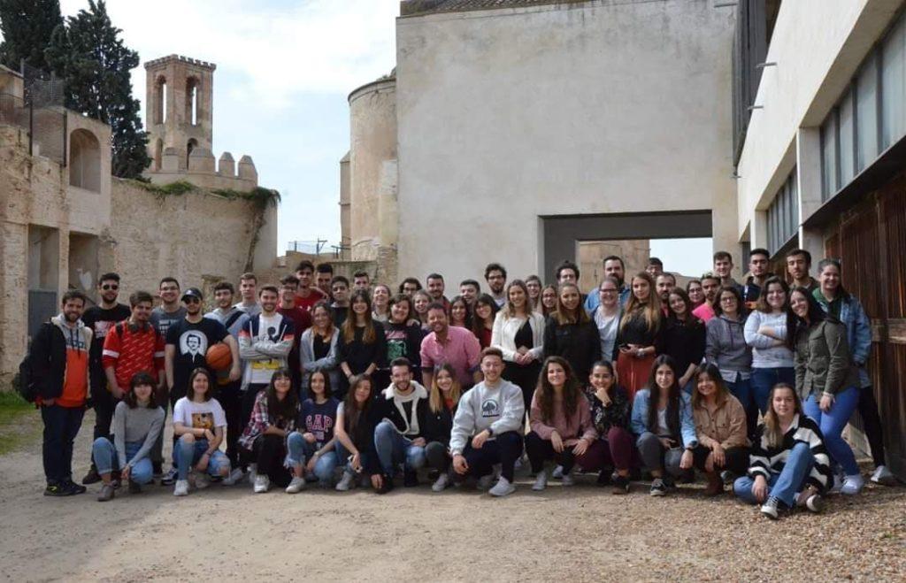 Erasmus în Spania